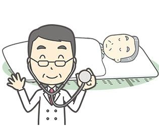 当院医師による訪問診療